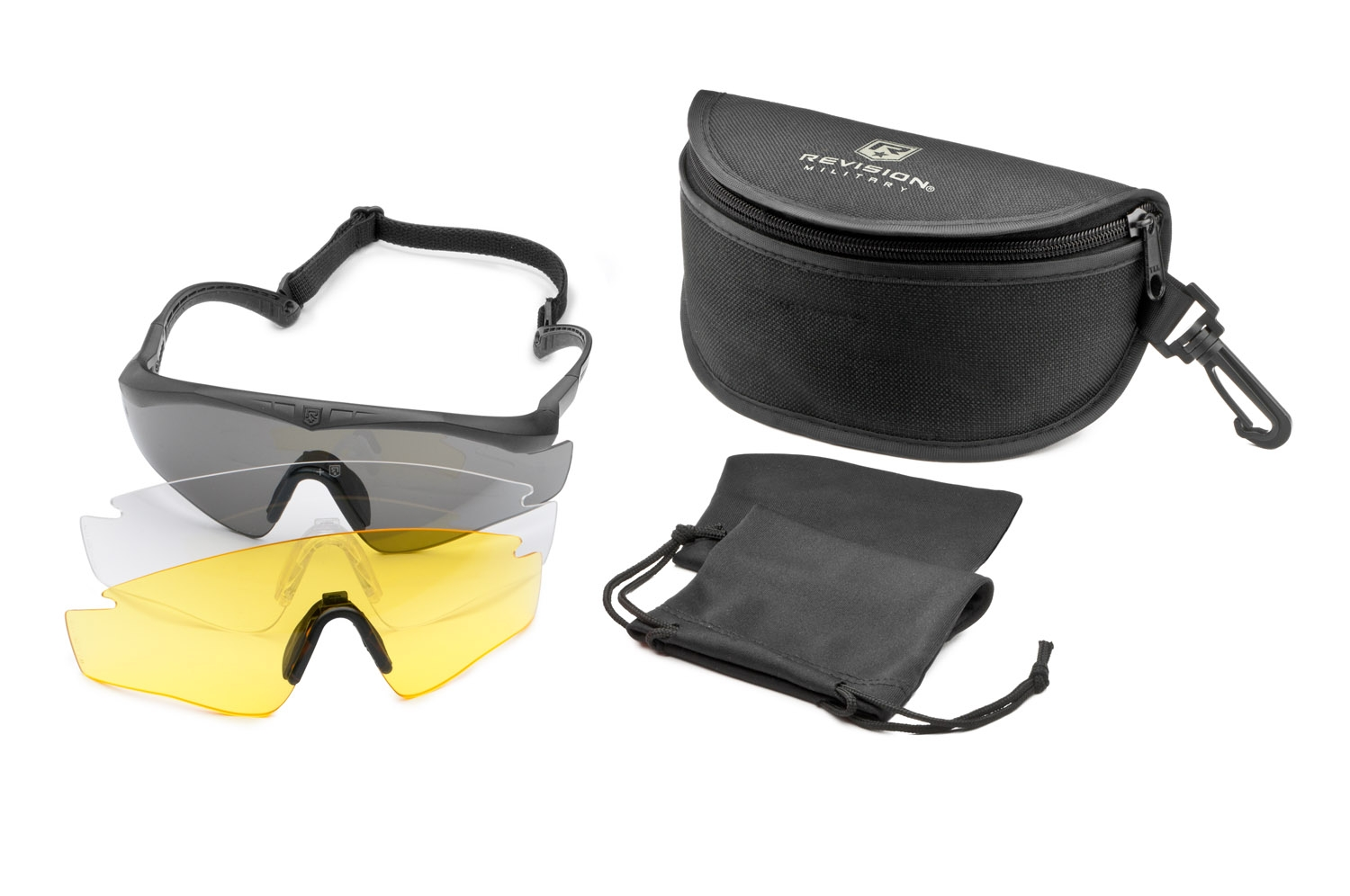 revision sawfly max wrap deluxe kit eyewear system 3